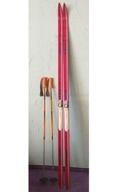 Langlaufski Fischer Step 1 95m