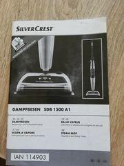 Silvercrest Dampfbesen