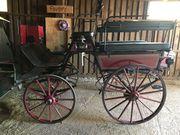 Kutsche Wagonette für Ein- und