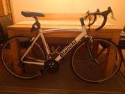 Bianchi Rennrad Fahrrad mit Veloce