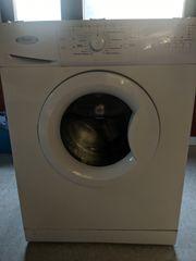 Waschmaschine mit defekt vermutlich Sicherung