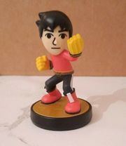 Super Smash Bros Mii Amiibo
