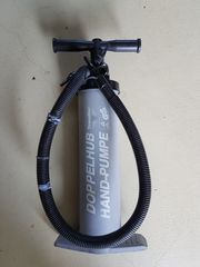 Luftpumpe Doppelhub für Luftmatratze