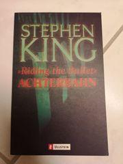 Stephen King Riding the Bullet -