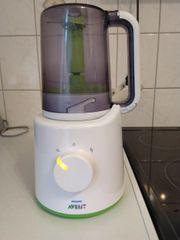 Philips Avent 2-in1 Babynahrungszubereiter SCF