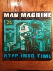 Vinyl LP MAN MACHINE von