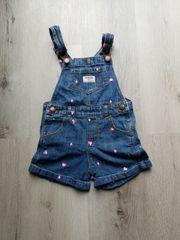OSHGOSH Jeans Latzhose Kinder 98