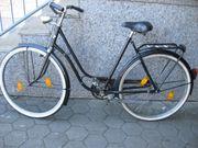 Oldtimer Retro stabiles Damenrad 28