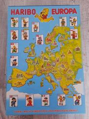 Haribo Europa Puzzle 160 Teile Neuwertig