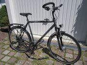 Neuwertiges Herren-Trekkingrad Firma BICYCLES Mod