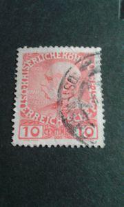 Briefmarke K K MONARCHIE KRETA