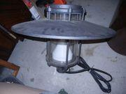 riesige Lampe Laterne Gartenbeleuchtung groß