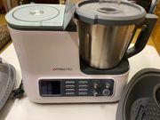 Küchenmaschine von ALDI mit Kochfunktion