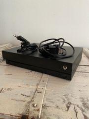 Xbox One X Spiele