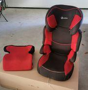 Kindersitz und Sitzerhöhung für Auto