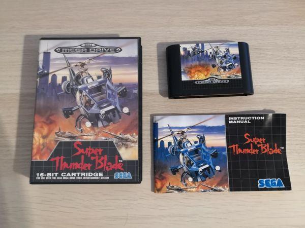 Sega Mega Drive Spiel Super