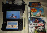 Nintendo 3DS XL Konsole Schwarz