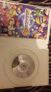 Nintendo GameCube Spiel Mario pary4