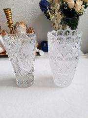 Kristall Vasen
