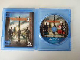Playstation, Gerät & Spiele - PS4 Spiel The Division 2