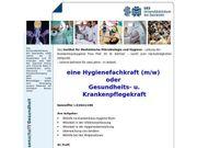 Hygienefachkraft Gesundheits- und Krankenpflegekraft m
