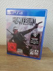 Homefront the Revolution PS4 Playstation