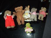 6 Simba Bärenwald Figuren