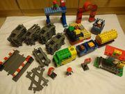 Lego Duplo Eisenbahn elektrische Lok