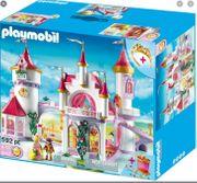 Playmobil Prinzessinen Schloß komplettes Zubehör