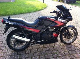 Kawasaki bis 500 ccm - Kawasaki EX 500D GPZ 500s