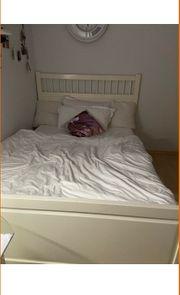 IKEA Hemnes Bett 140x200