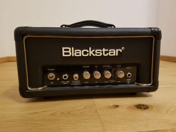Verstärker Head Blackstar HT-1RH