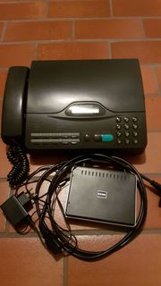 SCHNEIDER - Telefon Telefax Anrufbeantworter Kopierer