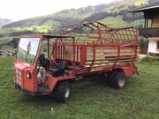 Verkaufe Transporter Aebi Tp 35