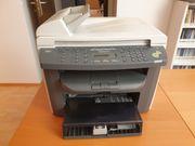 Drucker Fax Scanner - Canon i-sensys