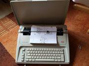 Elektrische Schreibmaschine AEG Olympia S