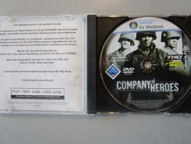 PC Gaming Sonstiges - Company of Heroes PC-DVD für