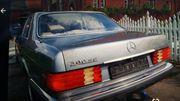 Oldtimer Mercedes Benz 300 SE