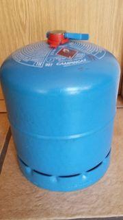 Gasflasche CAMPINGAZ Typ 907 befüllt