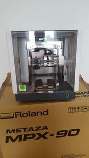 Graviermaschine Metaza Roland Gravur MPX-90