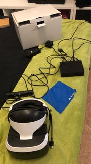 VR Brille für PlayStation 4