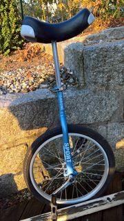 Einrad blaumetallic