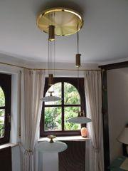 Deckenlampe Esszimmerlampe höhenverstellbar