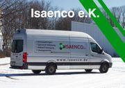 Entrümpelung Haushaltsauflösung Firmen Betriebsauflösung Isaenco