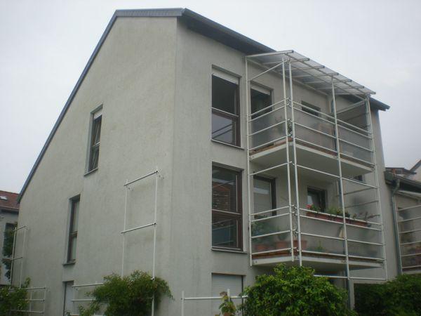 Mietwohnung mit Balkon etc in