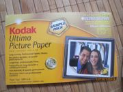 Kodak Ultima Foto Papier Picture