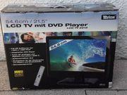 LCD TV mit DVD Player