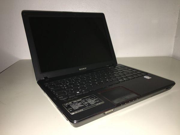 SONY VAIO X-Black Core2Duo 1