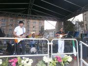 Italienische Musik Band Scavo Italienisch
