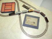 Fleischmann Uhrwerk-Eisenbahn